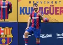 سيرجيو يخوض أول مباراة بقميص برشلونة