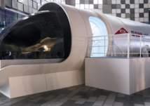"""إكسبو دبي يستعرض كبسولة العبور للمستقبل """"هايبرلوب"""""""