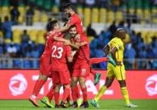 بالصور.. تونس تعبر إلى ربع نهائي أمم إفريقيا. والجزائر تودع