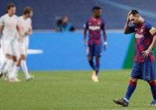 برشلونة يشهد أسوأ مباراة في تاريخه الرياضي