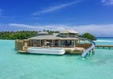 لسياحة استثنائية.. المالديف تحتضن أكبر الفلل المائية في العالم