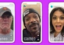 """تطبيق شهير يوفر  فرصة """"الدردشة بالفيديو"""" مع النجوم المفضلين"""