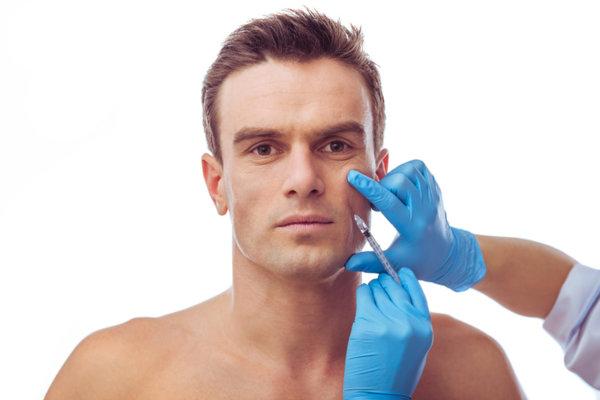 عمليات التجميل للرجال