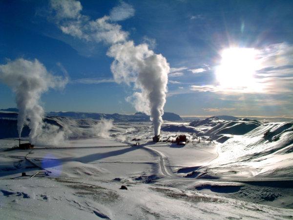 الطّاقة الحراريّة الجوفيّة