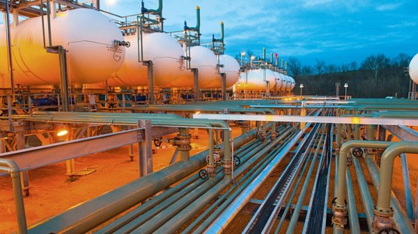 الغاز الطّبيعي