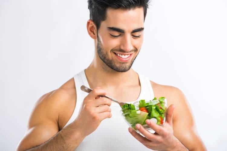أفضل نظام غذائي لبناء العضلات بسرعة