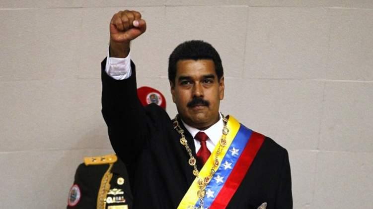 رئيس فنزويلا يعلن بداية نهاية الرأسمالية