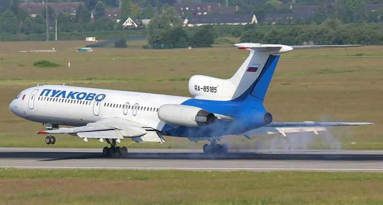 تحطم طائر عسكرية روسية متجهه إلى سوريا