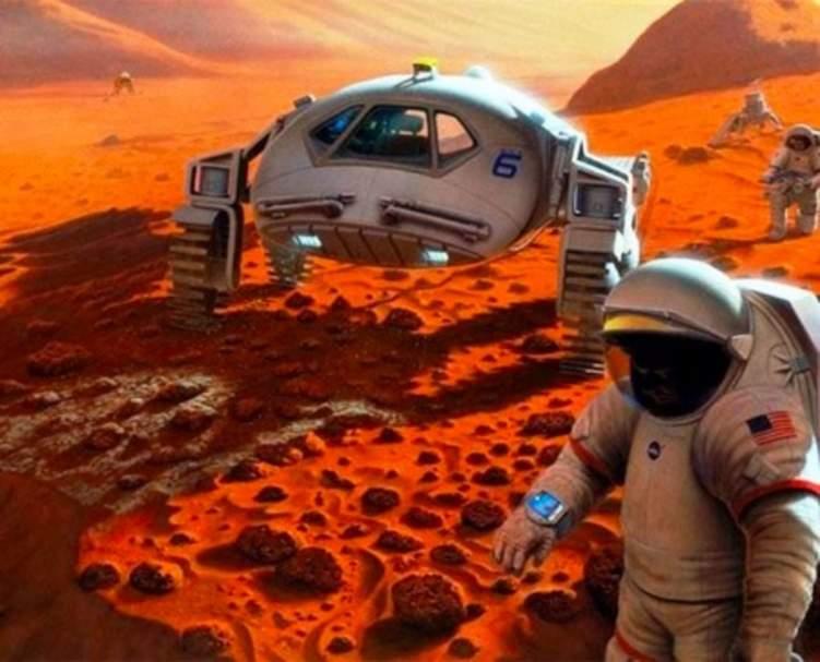 السّفر إلى المريخ: الخيال أصبح حقيقة