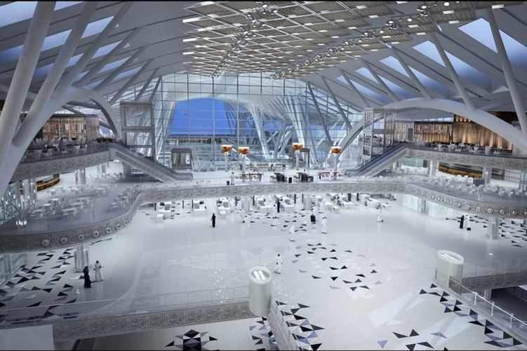 7252c8070 افتتاح مطار جدة الجديد تجريبياً في 7 رمضان