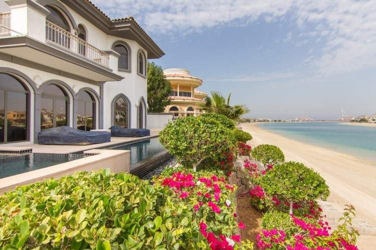 بالأرقام.. أسعار العقارات الأعلى سعراً في دبي