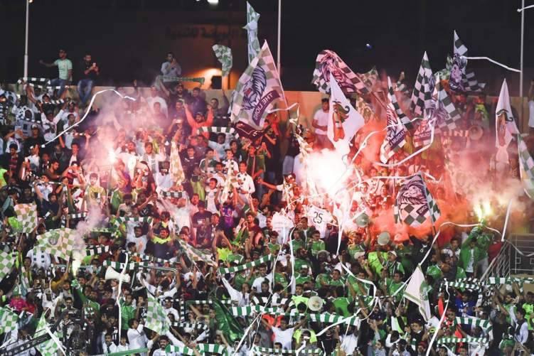الدوري السعودي يحقق رقمًا قياسيًا في الحضور الجماهيري