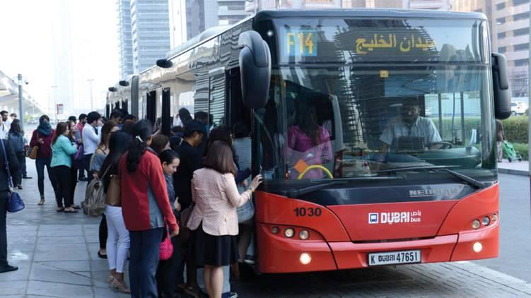 قريباً في دبي.. إنترنت مجاني في الحافلات العامة