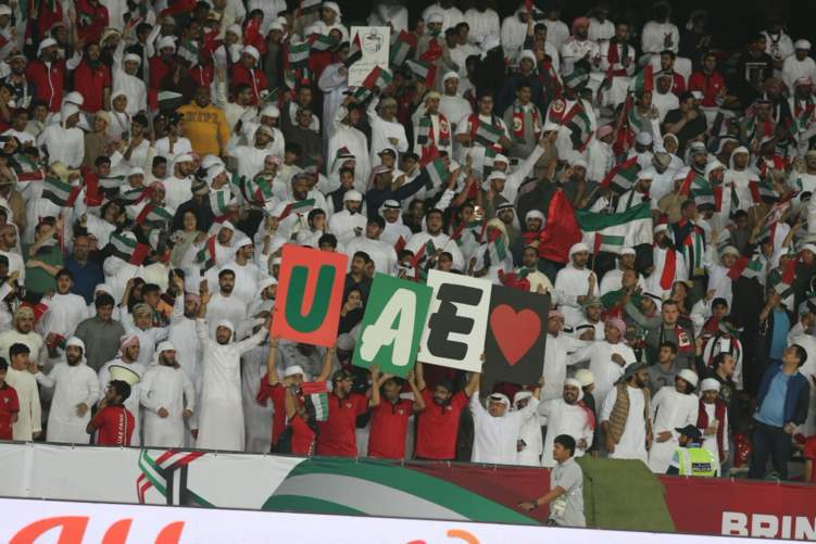 خبر سار للجماهير الإماراتية قبل مواجهة الهند بكأس آسيا
