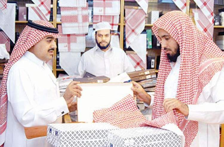 السعودية تستورد ملابس بقيمة 9.5 مليار ريال خلال عام 2018