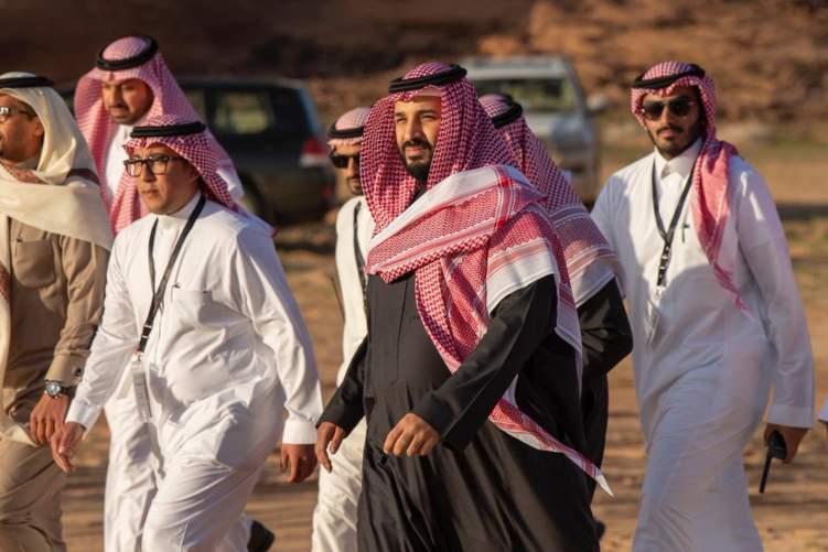 """برعاية ولي العهد السعودي.. """"العلا"""" إرثاً حضارياً للعالم"""