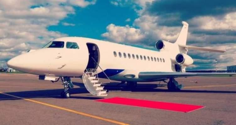 اقتناص مليارات الدولارات من الأثرياء على متن الطائرات الخاصة