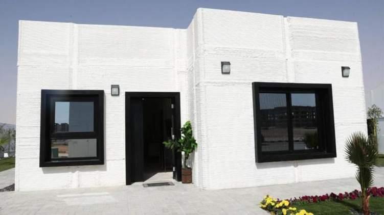 السعودية تحتضن أكبر مطبعة في العالم لبناء منازل ثلاثية الأبعاد