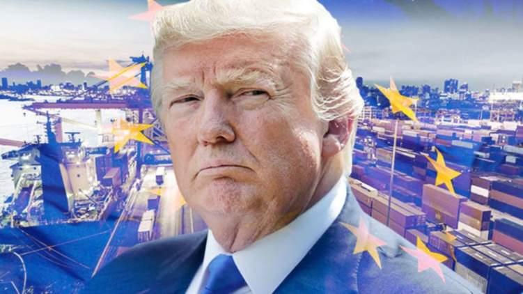 """حرب تجارية جديدة بين الاتحاد الأوروبي و""""ترامب"""""""
