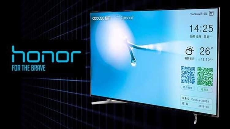 """تعرف على أول تلفاز ذكي من إنتاج """"هواوي"""""""
