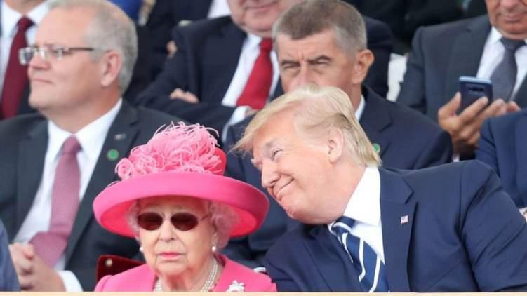 """الملكة إليزابيث مستاءة من """"ترامب"""" .. لهذا السبب؟"""