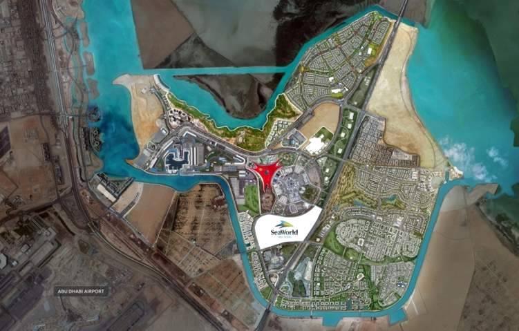 الإمارات تحتضن أول مدينة ترفيهية بحرية