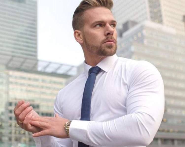 أفضل ماركات القمصان لأصحاب العضلات
