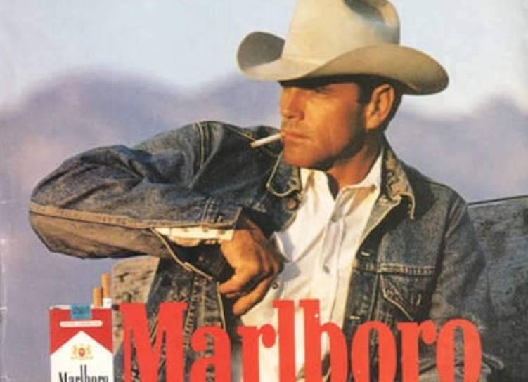 """وفاة """"رجل مارلبورو"""" الأول... وهذه حكايته؟"""