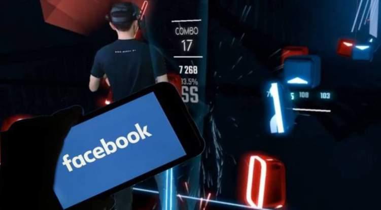 فيسبوك تدخل عالم ألعاب الواقع الافتراضي