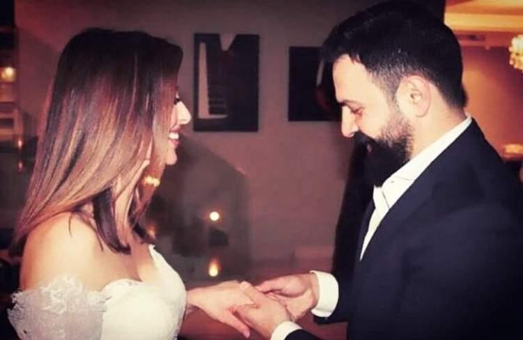 أحدث إطلالة لتيم حسن وزوجته!