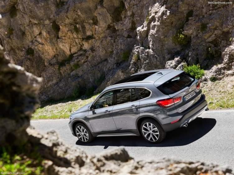 سيارة BMW X1 المعدلة 2020