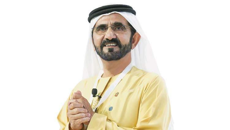 حاكم دبي يطلق 10 مبادرات مليارية