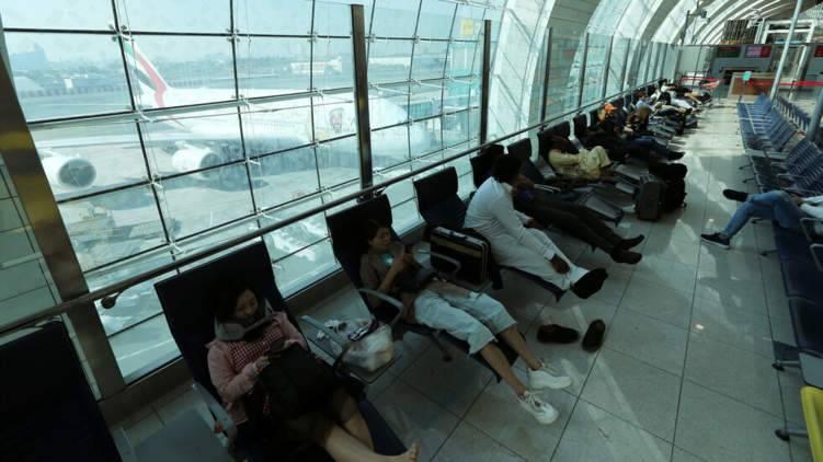 في مطار دبي سيُخضع كل ركاب الصين للفحص الحراري