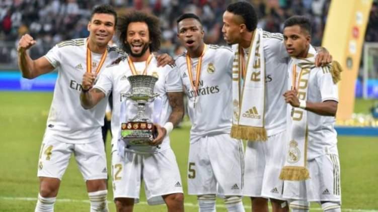 خبر سار لعشاق وجماهير نادي ريال مدريد