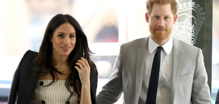 قرار صارم من ملكة بريطانيا ضد هاري وميغان