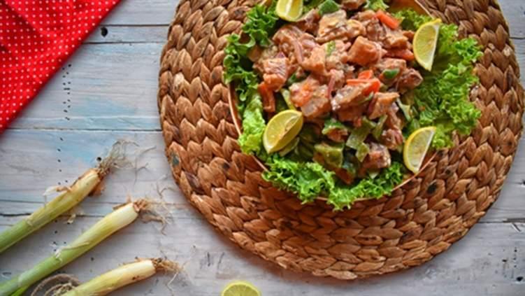 الفسيخ والرنجة .. أفضل وجبة في أول أيام العيد