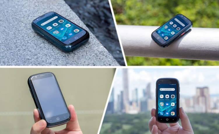 """اطلاق هاتف """"Jelly 2"""" كأصغر هاتف في العالم"""
