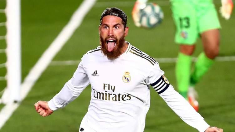 ريال مدريد تمنح راموس استثناءاً خاصاً.. وأهداف تتفوق على ميسي ورونالدو