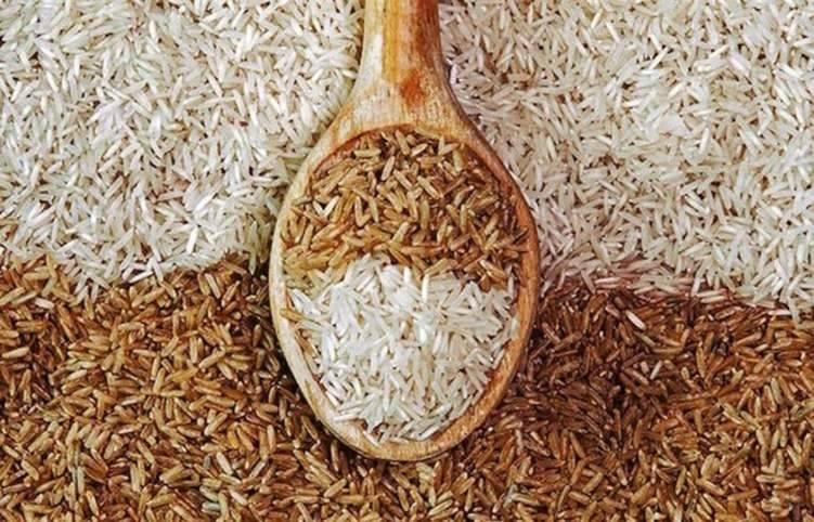 الأرز الأبيض أم البني.. أيهما أفضل لصحتك؟