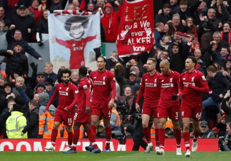من سيكون صاحب الهدف رقم 10 آلاف في تاريخ ليفربول؟
