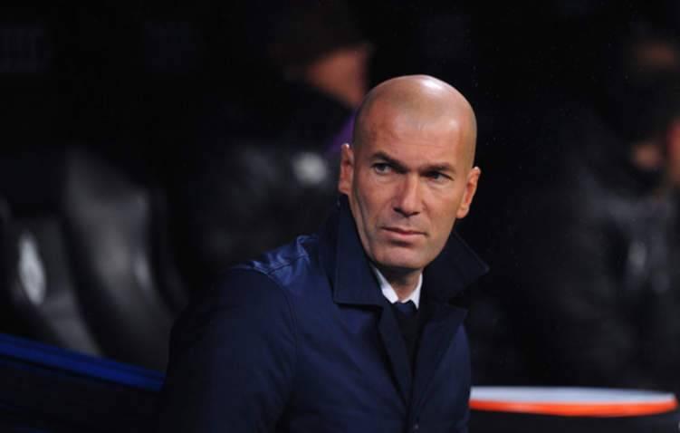 هزيمة ريال مدريد تفجر غضب زيدان