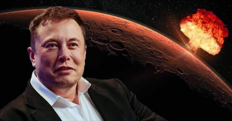 متى سيتم إرسال البشر إلى المريخ؟ إيلون ماسك يجيب
