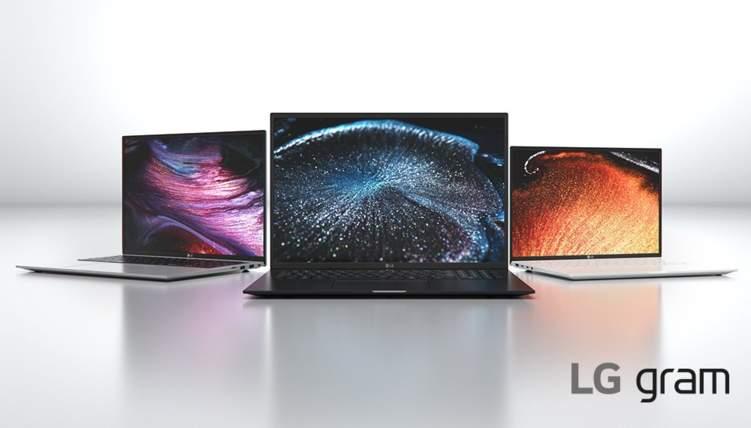 حواسيب LG الجديدة.. فائقة الخفة وبشاشة أكبر