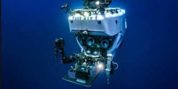 روبوتات غواصة لاستكشاف أعماق المحيطات