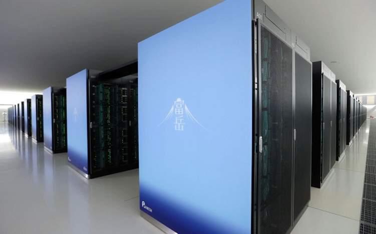 حاسوب سعودي ينافس أقوى 10 حواسيب في العالم