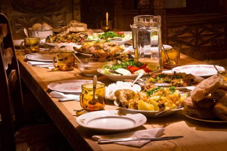 إليك أفضل نظام غذائي يمنع زيادة الوزن في رمضان