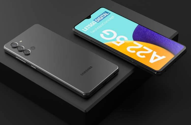 سامسونغ تكشف عن أرخص هاتف 5G لهذا العام