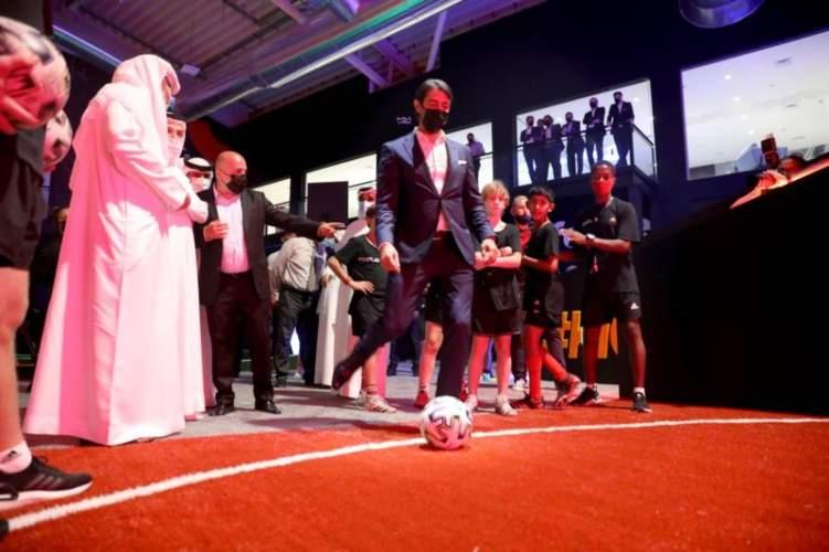 دبي تحتضن أول مُجمع ترفيهي رياضي مُتكامل في الشرق الأوسط