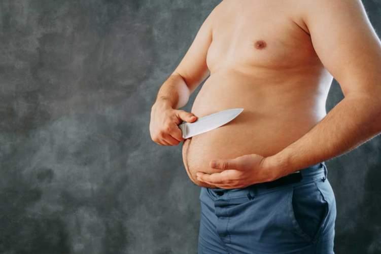 طريقة لإنقاص الوزن تقصف عمر الرجال!
