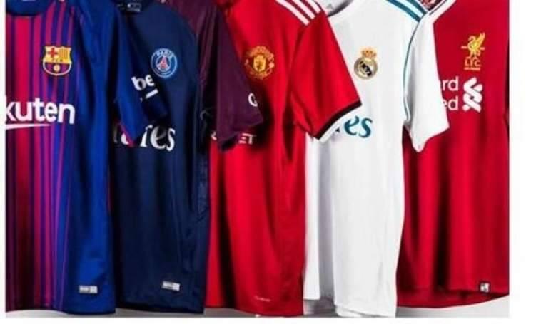 كم تكسب الأندية من بيع قمصان لاعبيها؟